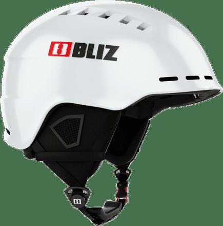 Bliz Head Cover Shiny White 54-58 cm