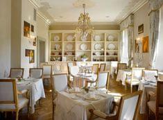Allegria luxusní večeře v restauraci Piano Nobile