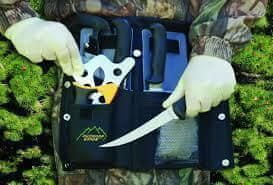 Outdoor Edge Butcher-Lite sada nožů