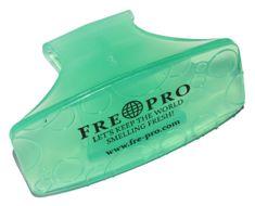 FRE-PRO Bowl Clip na WC mísu - okurka a meloun / světle zelená