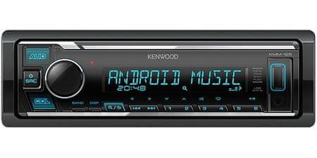 Kenwood KMM-125
