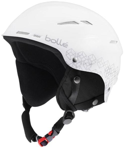 Bollé B-Rent Shiny White   Silver 54-58 cm aabd681eb51