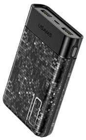 USAMS USAMS US-CD35 Power Bank Mini 10000 mAh Black (EU Blister) 2438429