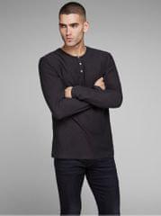 Jack&Jones černé pruhované slim fit polo tričkoJoseph
