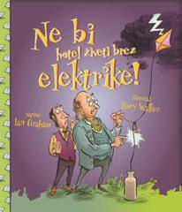 Ian Graham: Ne bi hotel živeti brez elektrike!