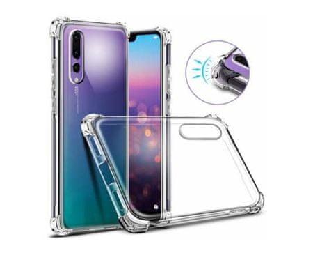 ovitek ANTISHOCK za telefon Samsung Galaxy A7 2018 A750, prozoren