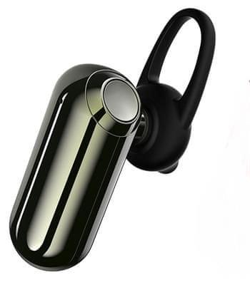 USAMS LE Bluetooth Headset Black 2441248