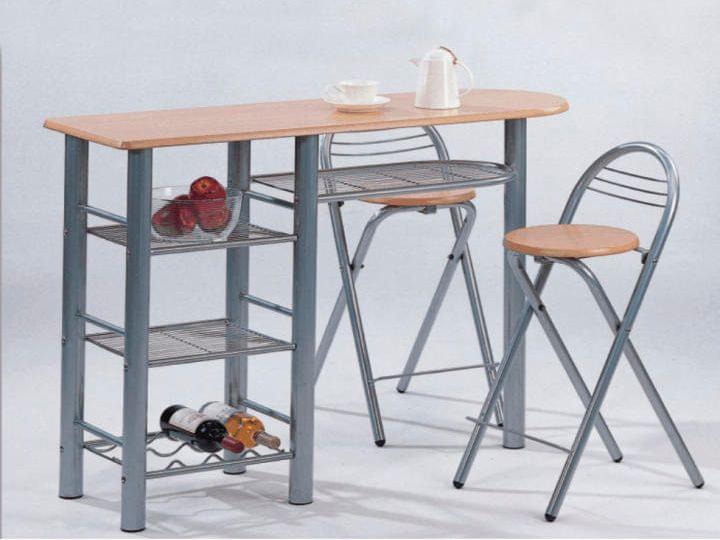 BOOKSER barové židle + barový pult