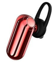 USAMS LE Bluetooth Headset Red 2441249