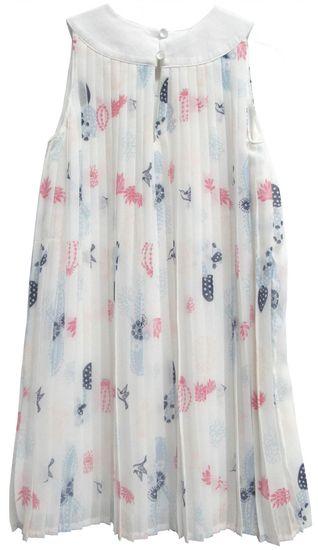 Topo sukienka dziewczęca plisowana