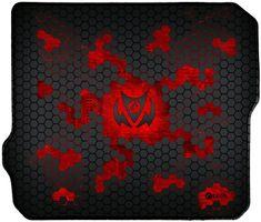 C-Tech Anthea Cyber Egérpad, Piros