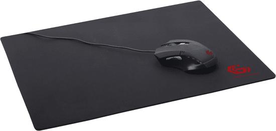C-Tech Podložka MP-GAME-S, černá, herní