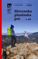 Gorazd Gorišek: Slovenska planinska pot, 1 del