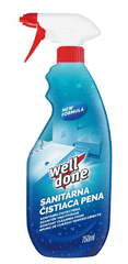 Well Done Sanitární čisticí pěna 750 ml