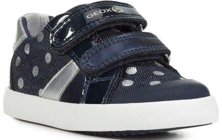 Geox dievčenské tenisky Gisli 26 modrá  bd8c7bac1aa