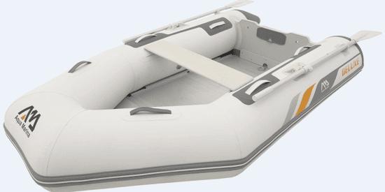 Aqua Marina čamac na napuhavanje Deluxe-Sports boat 2.77m, drveno tlo