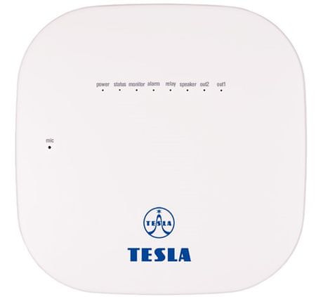 Tesla alarm bezprzewodowy GSM SecureQ i7