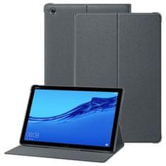 Huawei torbica za Huawei MediaPad M5 Lite 10, preklopna, črna
