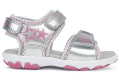 Geox dívčí sandály Cuore 447a6d7966