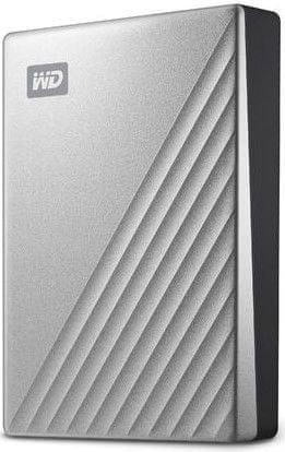 Western Digital My Passport Ultra for Mac 2TB, stříbrná (WDBKYJ0020BSL-WESN)