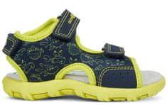 Geox chlapecké sandály Pianeta