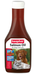 Beaphar olej łososiowy Bea 425ml
