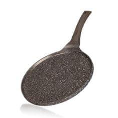 Banquet ponev za 26 palačinke z neprijemljivo površino Granite Dark Brown, 26 cm