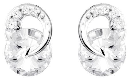Preciosa Stříbrné náušnice Gentle Beauty 6767 00 stříbro 925/1000