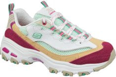 Skechers D'Lites Second Chance 13146-WML 37 Białe