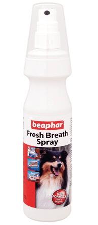 Beaphar sprej za svež dah Fresh Breath 150ml