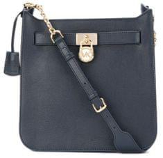 Michael Kors ženska torbica za čez rame, modra