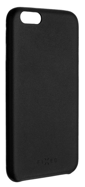 Fixed Zadní kryt Tale pro Huawei Nova 3i, PU kůže, černý FIXTA-338-BK