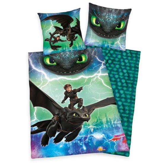 Herding Pościel Dragons świecąca w ciemności