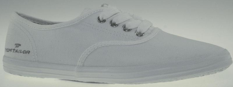 Tom Tailor dámské tenisky 36 bílá 3849b84421a