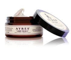 Ayres Přírodní tělový peeling s pudrem z meruňkových semen Sweet Nostalgia (Body Polish) 208 ml