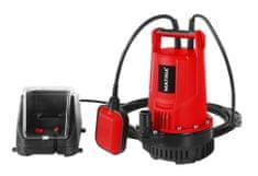 Matrix akumulatorska potopna črpalka CP 20 X-One (511010593)