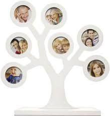 Pearhead okvir - družinsko drevo, belo