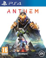 EA Games igra Anthem (PS4) - datum izida 22.2.2019