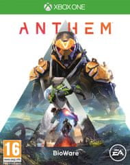 EA Games igra Anthem (Xbox One) - datum izida 22.2.2019