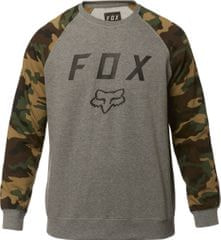 FOX bluza męska Legacy Crew Fleece