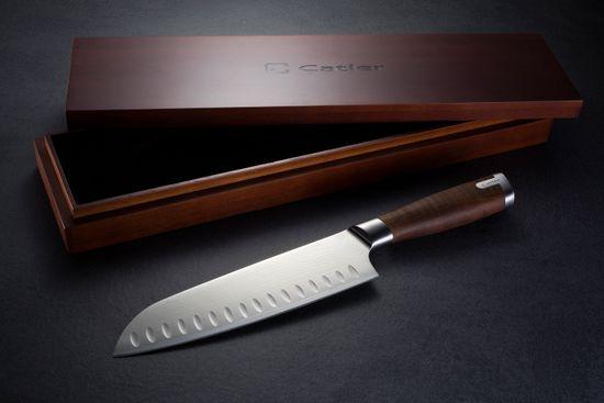 CATLER DMS 178 Nóż Santoku