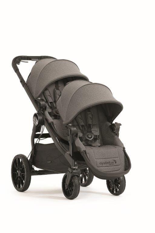 Baby Jogger Doplňkový sedák City Select LUX Ash