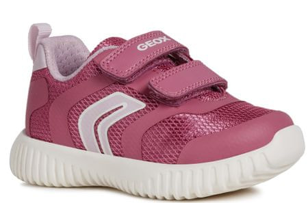 Geox dievčenské tenisky Waviness 22 ružová  1d502cc0f3