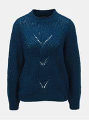 Vero Moda modrý svetr Wishi