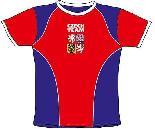 Sportteam Fanúšikovské triko ČR 2 pánske