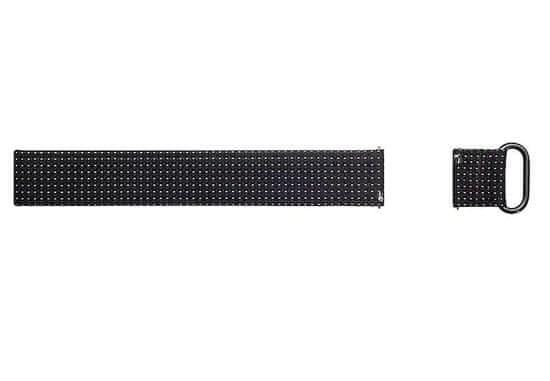 Samsung remen za Galaxy Watch, Recco, 46 mm, crni