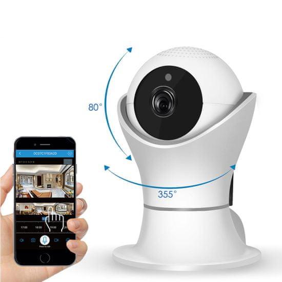 Robaxo IP kamera RC204A, 1080P, Smart 360°