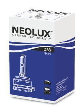 NEOLUX Žárovka typ D3S Xenon Standard 35W, PK32d-5
