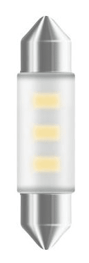 NEOLUX Žárovka typ C5W, LED Interior 6000K, 36 mm, SV8.5-8