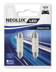 NEOLUX Žárovka typ C5W, LED Interior 6000K, 41 mm, SV8.5-8